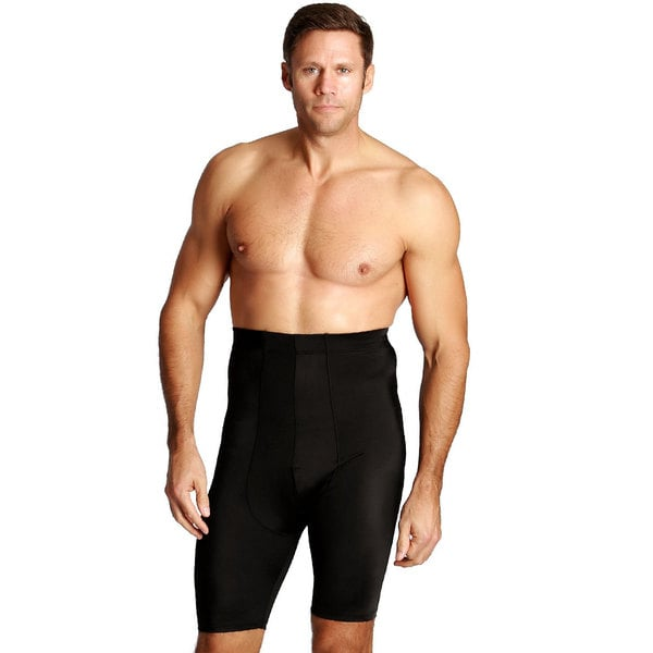 Men's 'Insta Slim' High-waist Compression Undershorts