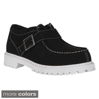 Lugz Men's 'Swagger Lo With Strap' Slip Resistent Work Boots