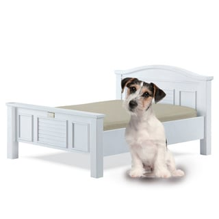 Classic Paws Tyson Wood Frame Pet Bed