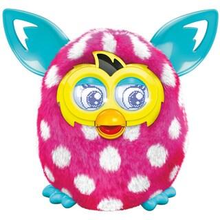 Furby Boom Pink Polka Dots