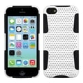 BasAcc White/ Black Astronoot Case for Apple iPhone 5C