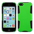 BasAcc Green/ Black Astronoot Case for Apple iPhone 5C