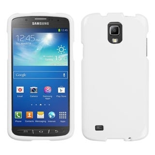 INSTEN Solid Ivory White Phone Case Cover for Samsung i537 Galaxy S4 Active