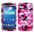 BasAcc Pink Camo/ Pink TUFF Case for Samsung i537 Galaxy S4 Active