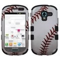 BasAcc Baseball/ Black TUFF Case for Samsung T599 Galaxy Exhibit