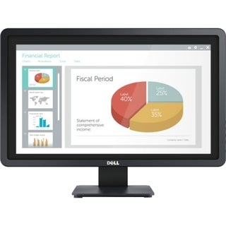"""Dell E2014T 19.5"""" LED LCD Touchscreen Monitor - 16:9 - 2 ms"""