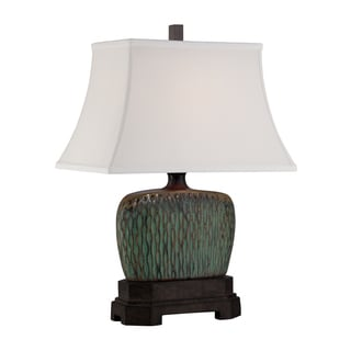Quoizel 'Niagra' Table Lamp