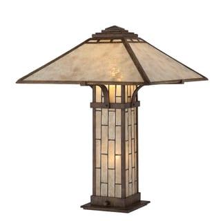 Quoizel 'Ambler' Table Lamp