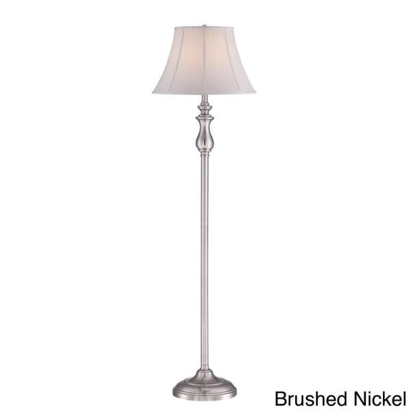 stockton 1 light floor lamp 15755300 shopping. Black Bedroom Furniture Sets. Home Design Ideas