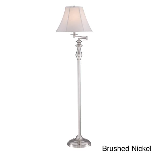 Stockton 1-light Steel Floor Lamps