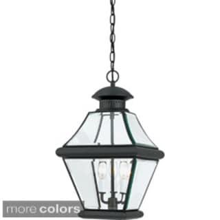 Rutledge 3-light Outdoor Pendant