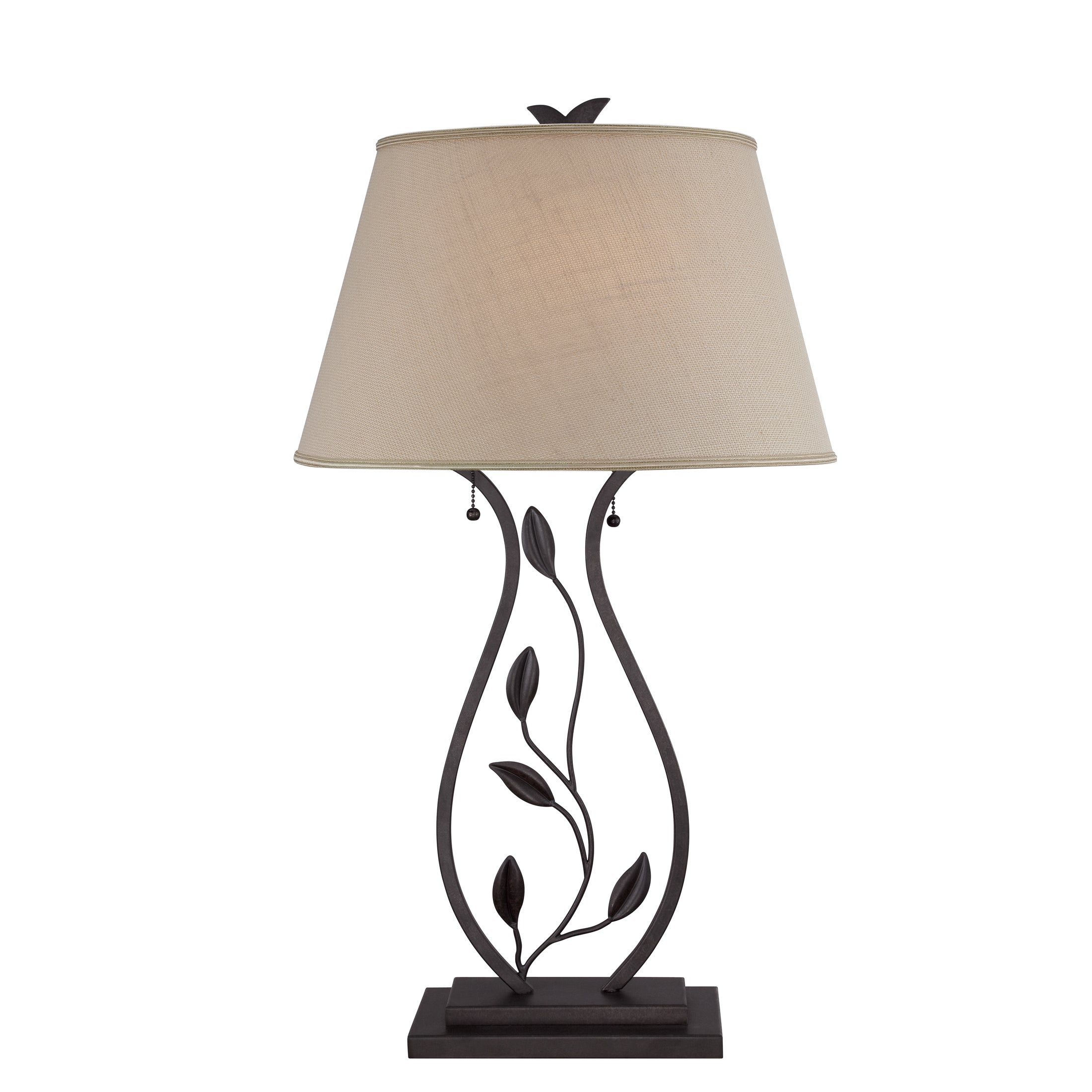 Quoizel Lively 2-light Imperial Bronze Table Lamp at Sears.com