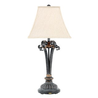 Navarra 1-light Black Table Lamp
