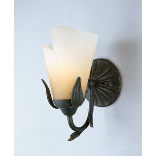 Quoizel Yuma 1-light Imperial Bronze Wall Sconce