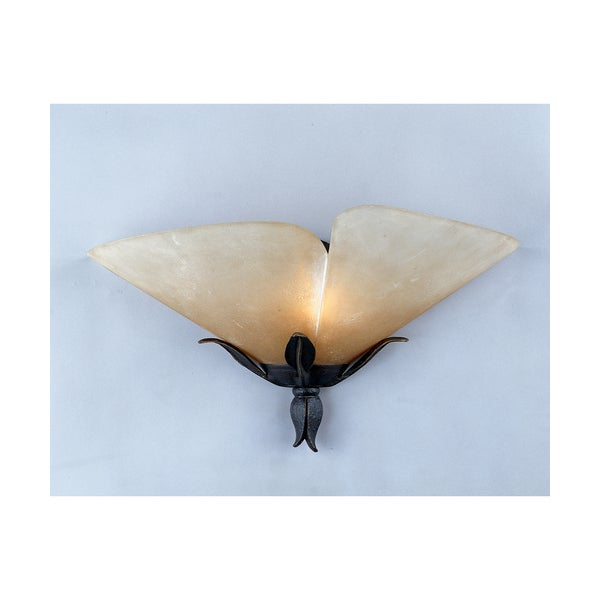 Quoizel Yuma 1-light Imperial Bronze Pocket Wall Sconce