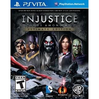 PS Vita - Injustice: Ultimate Edition