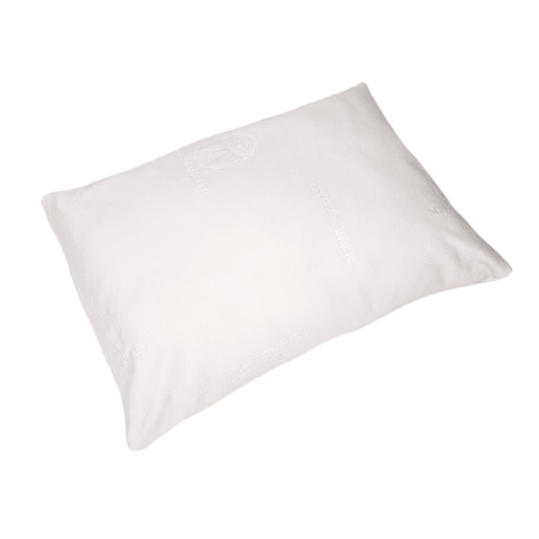 Science of Sleep Never-flat Pillows (Set of 2)