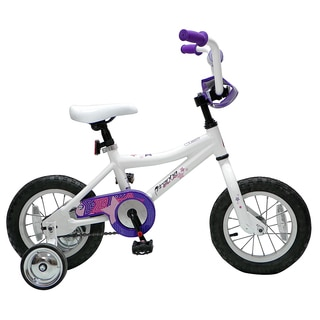 Piranha 12-inch Bitsy Lady Girls Bike