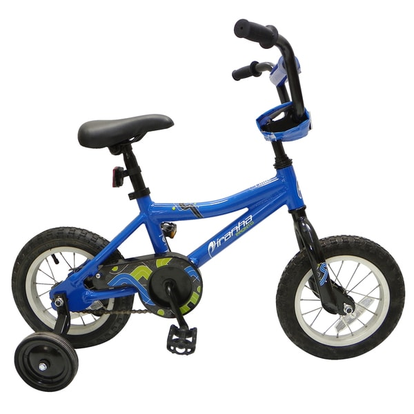 Piranha 12-inch Pronto Boys Bike