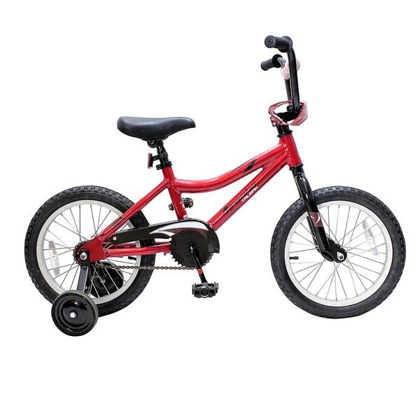 Piranha 16-inch Tailspin Boys Bike