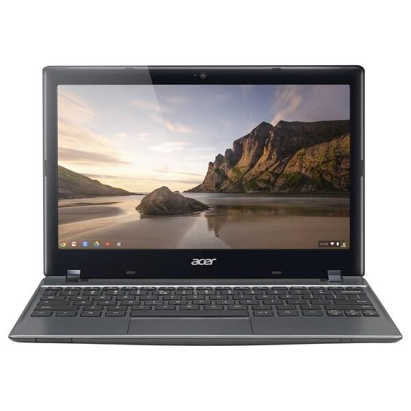 "Acer C710-10072G01ii 11.6"" LED Chromebook - Intel Celeron 1007U Dual-"