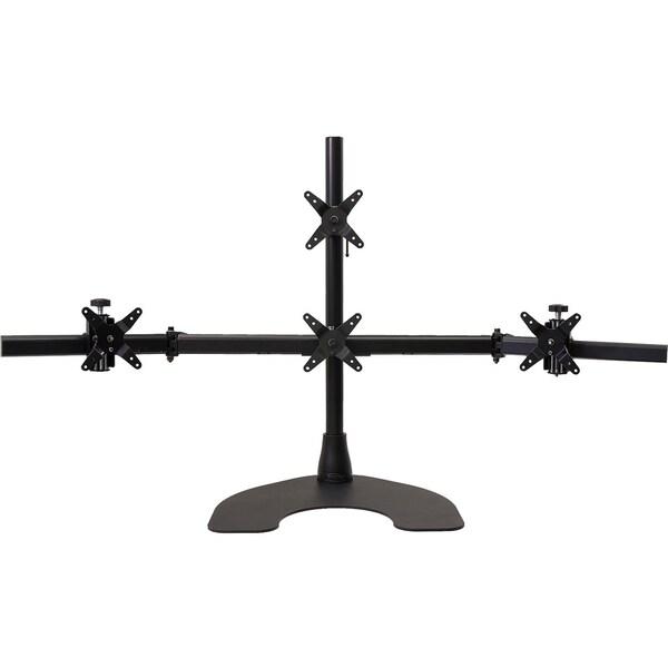 Ergotech Quad LCD Monitor Desk Stand