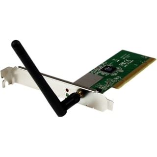 StarTech.com PCI Wireless N Card - 150Mbps 802.11b/g/n Network Adapte