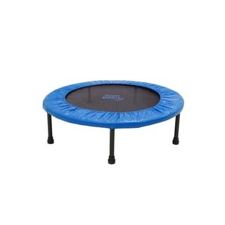 Upper Bounce 36-inch Rebounder Trampoline with Carry-on Bag Included