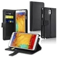 BasAcc Stand Leather Case w/ Card Slot for Samsung� Galaxy Note N9000