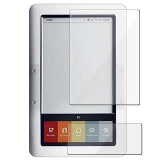 BasAcc 2-LCD Screen Protector Kit for Barnes & Noble Nook
