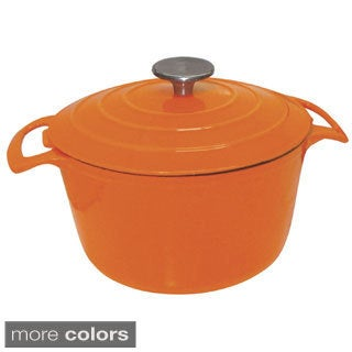Le Cuistot Vieille France Enameled Cast-iron 11-inch Casserole