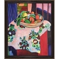 Henri Matisse 'Still Life Hand' Painted Framed Canvas Art