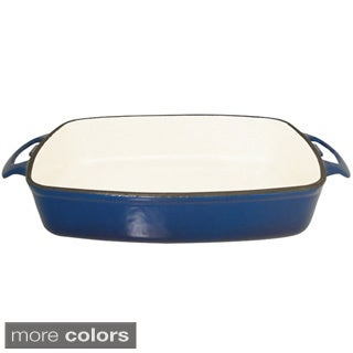 Le Cuistot Vieille France 5.2-quart Enameled Cast-iron Roaster