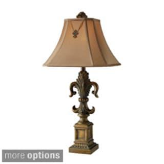 Bainbridge 1-light Mccoubrey Bronze Table Lamp