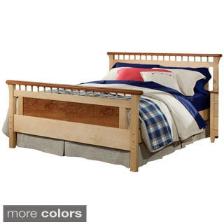 Bolton Bennington Queen Size Bed with Headboard and Footboard