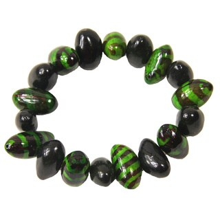 Green Tiger Bracelet (Columbia)