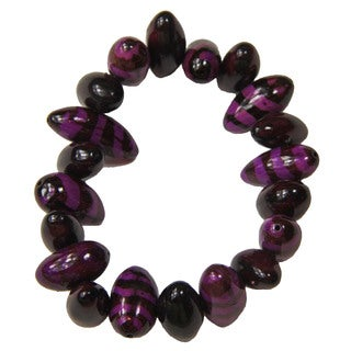 Purple Tiger Bracelet (Colombia)