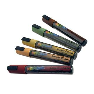 Rustic Liquid Chalk Markers (Pack of 5)