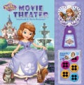 Disney Sofia the First Movie Theater Storybook & Movie Projector (Hardcover)