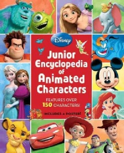 Disney Junior Encyclopedia of Animated Characters (Hardcover)