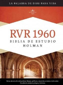 Holy Bible: RVR 1960 Biblia de estudio Holman (Hardcover)