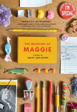 The Meaning of Maggie (Hardcover)