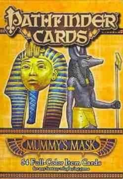 Pathfinder Cards: Mummy's Mask (Cards)