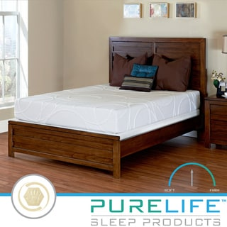 Purelife Kenai 10-inch Full-size Memory Foam Mattress