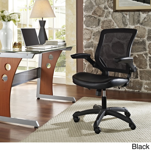 Veer Mesh Back / Vinyl Seat Office Chair