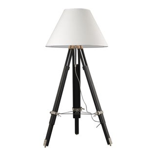 Studio Floor Lamp In Chrome