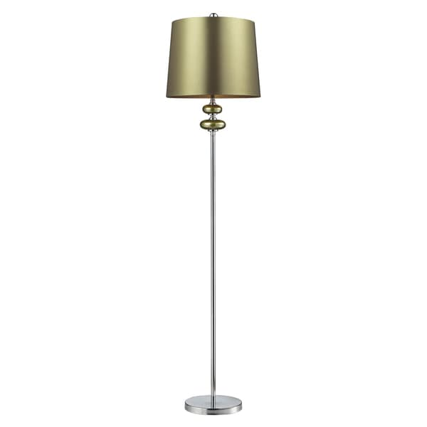 Sigma Green Dayton Floor Lamp