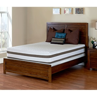 Purelife Maclaren 12-inch Queen-size Memory Foam Mattress