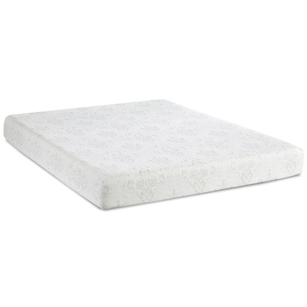 Purelife McKinley 8 inch Twin size Memory Foam Mattress