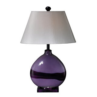 Lavender Quartz 1-light Table Lamp
